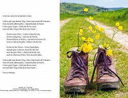 Konfirmationsurkunde: Dein Weg