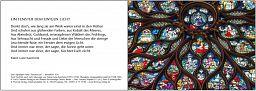 Leipziger Karten: Fensterrose