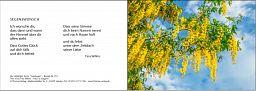 Leipziger Karte: Goldregen
