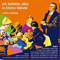 Luther-Gebete Faltkarte