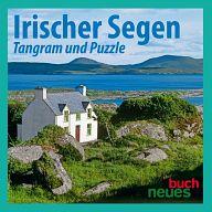 Tangram/Puzzle Irischer Segen