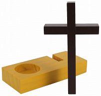 Meditations- und Standkreuz