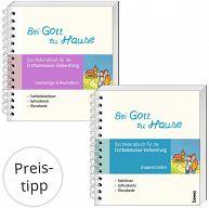 Bei Gott zu Hause - Set: Gruppenstunden, Familientage & Wochenkurs