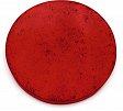 Unterteller aus Speckstein - rot