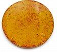 Unterteller aus Speckstein - orange