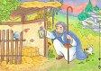 Kamishibai - Der Hirte sucht das verlorene Schaf
