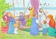 Kamishibai - Jesus und der große Sturm