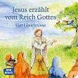 Mini-Bilderbuch - Jesus erzählt vom Reich Gottes